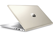 laptop HP wight color