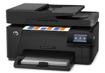color laserjet mfp n177tw